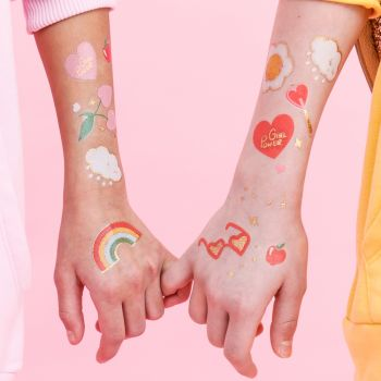 12 Tatoos Girly Power