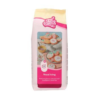 Mix glaçage royal Funcakes 900gr