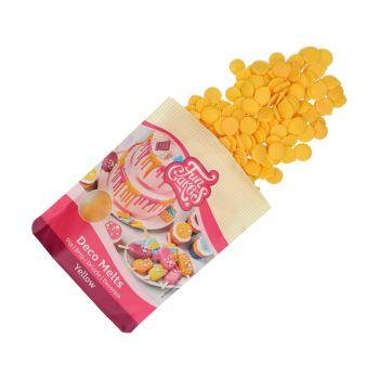 Deco Melts Funcakes jaune 250gr
