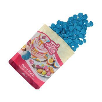 Deco Melts Funcakes bleu 250gr