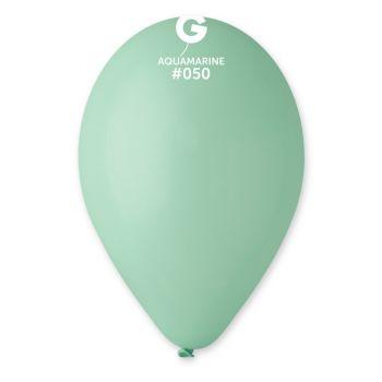 50 Ballons vert d'eau Ø30cm