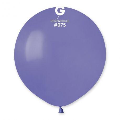 10 Ballons en latex bleu pervenche idéal pour vos décoration de fête et d'anniversaire et d'arches à ballons !Ø48cm