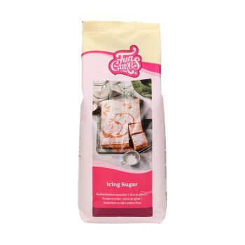 Sucre glace Funcakes 900gr