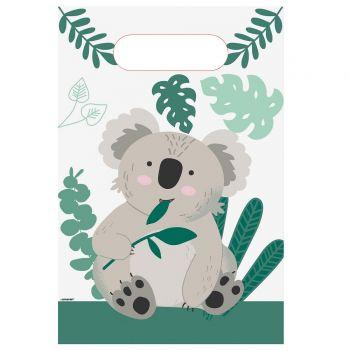8 Sachets papier Koala