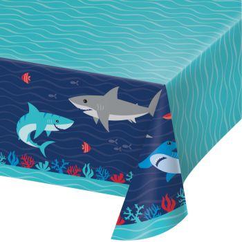 Nappe papier Requin