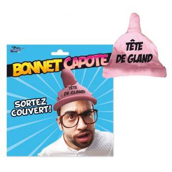Bonnet capote