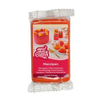 Pâte d'amande orange Funcakes 250gr
