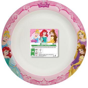 8 Assiettes Princesses Disney Home compost