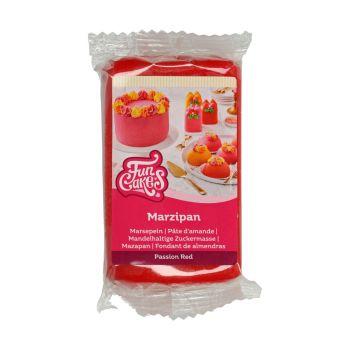 Pâte d'amande rouge Funcakes 250gr