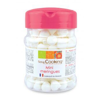 Mini meringue blanche Scrapcooking 40g