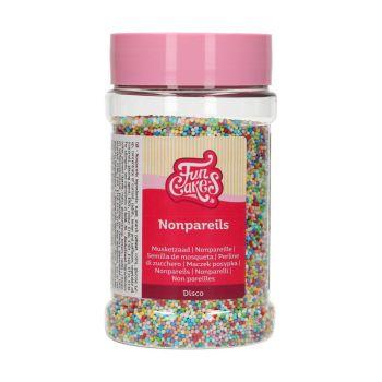 Pot éco mini perles multicolores 250gr