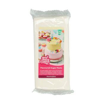 Pâte à sucre funcakes Marshmallow 1kg