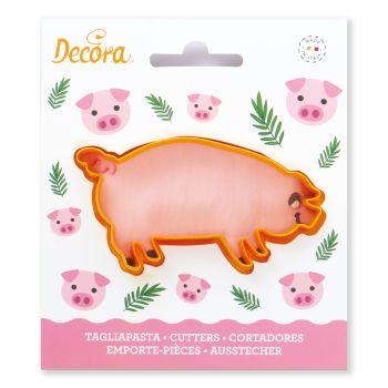 Emporte pièce cochon