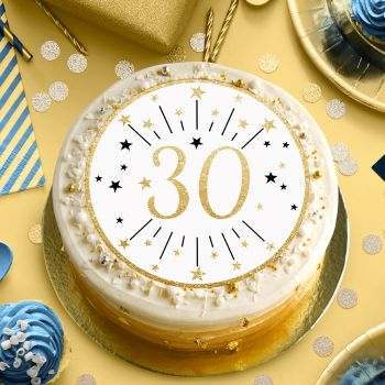 Disque sucre or 30 ans