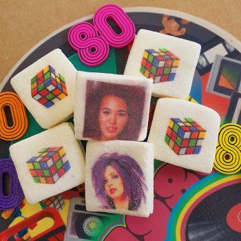 48 Guimize carrés personnalisés photo décor Rubicks