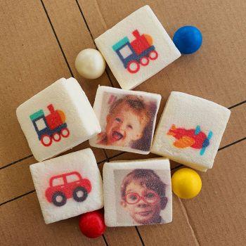 48 Guimize carrés personnalisés photo décor Transport