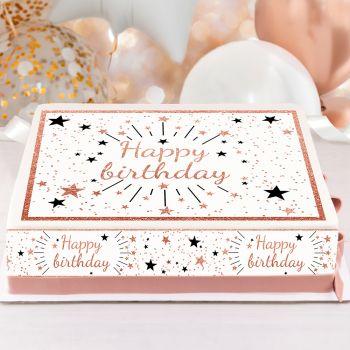 Kit Easycake Happy Birthday A4