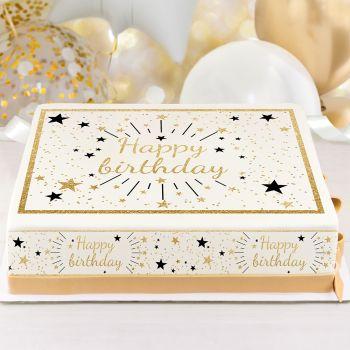 Kit Easycake Happy Birthday or A4