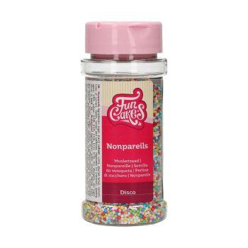 Mini perles Funcakes multicolore 80gr