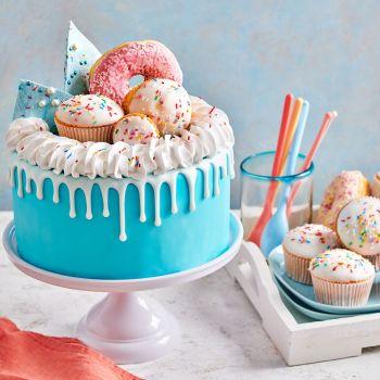 Fondant de glaçage Funcakes blanc