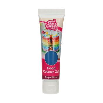 Colorant alimentaire en gel Funcakes bleu royal
