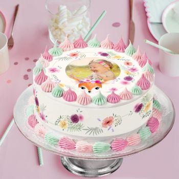 Kit Easycake pour gâteau personnalisé Ma biche