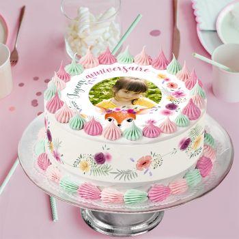 Kit Easycake pour gâteau personnalisé Ma biche JA