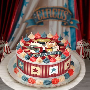 Kit Easycake cirque vintage