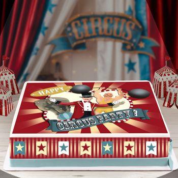 Kit Easycake cirque vintage A4