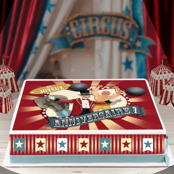 Kit Easycake cirque vintage JA A4