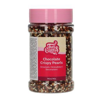 Mini perles croustillantes chocolat Funcakes 200gr