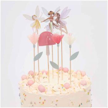 Cake topper Fairy