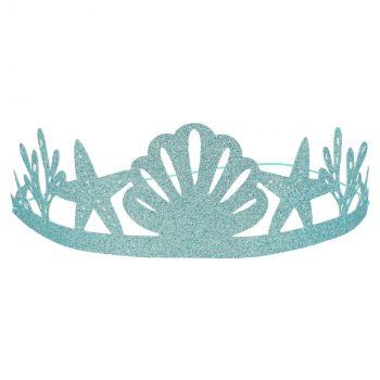 8 couronnes sirène