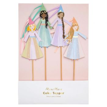 Cake toppers Princesse
