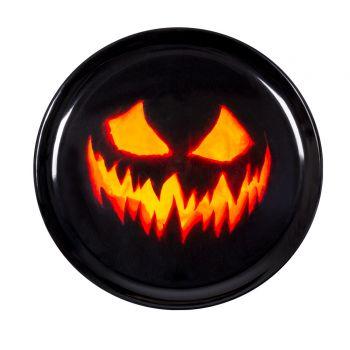 Plateau creepy pumpkin halloween