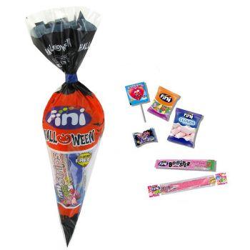 Cône bonbons FINI Halloween party