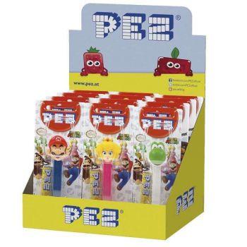 Distributeur Pez Super Mario + 1 recharge