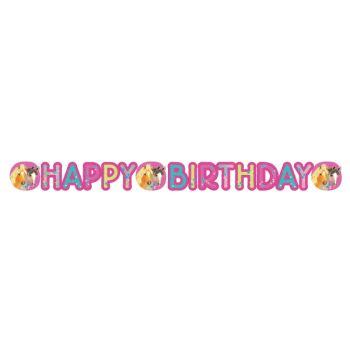 Guirlande Happy Birthday Pretty Pony