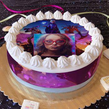 Kit Easycake pour gâteau personnalisé Fortnite