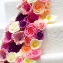 Les fleurs pour gâteau