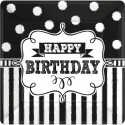 Happy Birthday façon ardoise