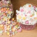 Confettis, perles, sprinkles pour gâteau