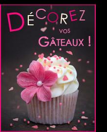 Atelier des cupcake et muffins