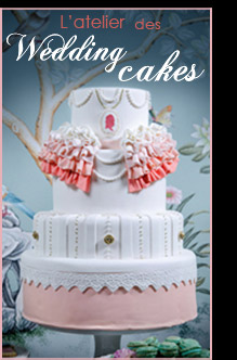 Atelier des Wedding cake