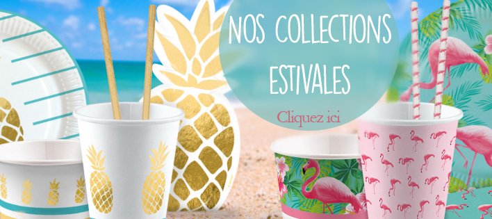 Collections estivales