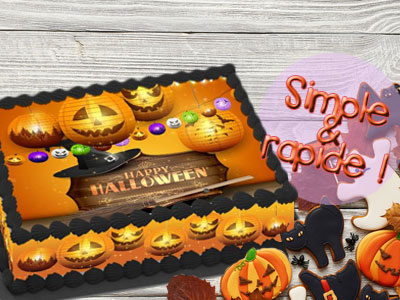 Decouvrez les Easycakes Halloween