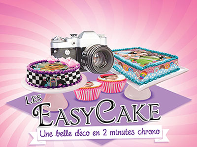 Decouvrez les Easycakes