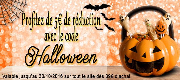 reduction halloween