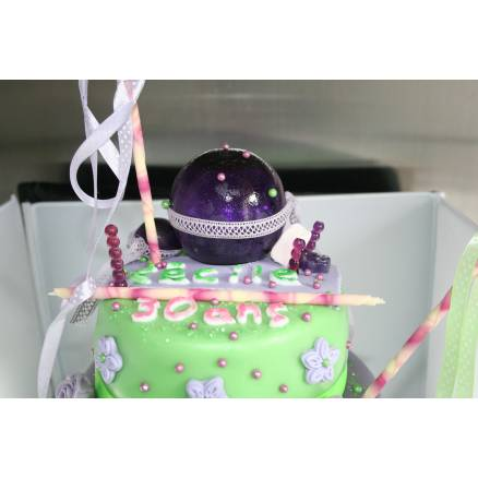 Wedding Cake Anniversaire 30 Ans Thema Deco