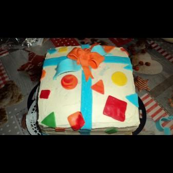 fondant aux pommes rainbow cake - Assortiment Colorant Alimentaire Gel Wilton